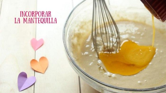 mantequilla para hacer donas caseras