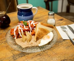 Desayuno Mexicano: Recetas para Desayunar al Puro Estilo de México