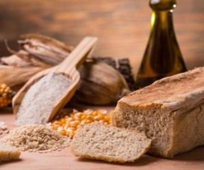 cómo preparar pan casero