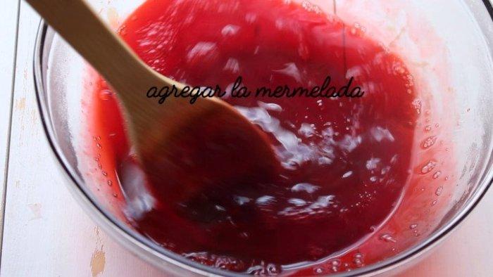 mermelada para hacer gelatina de fresa