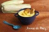 Crema de Maíz o Elote Amarillo: Receta fácil