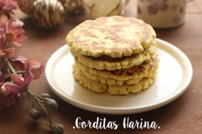 Gorditas Dulces de Harina: Cómo hacer Pan Mexicano. VideoReceta