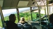 Busfahrt auf Gozo, 2015