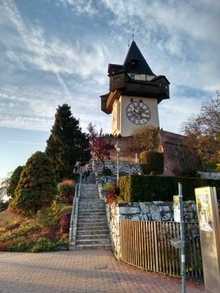 Grazer Uhrturm - das Foto der Woche