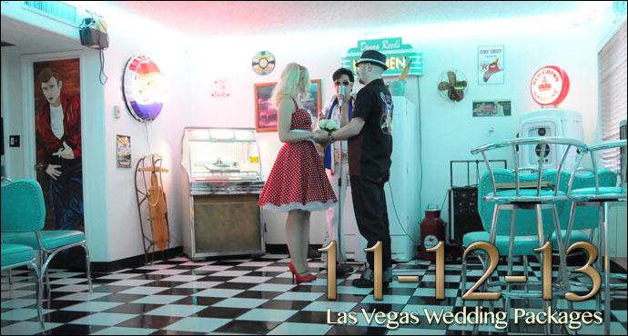 Vegas Weekend Wedding Packages