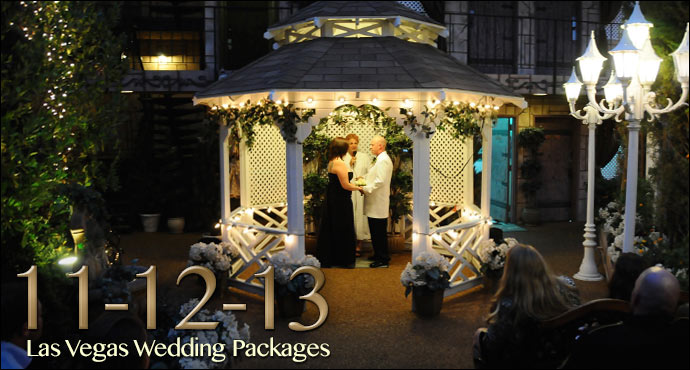 Marry Vegas Packages