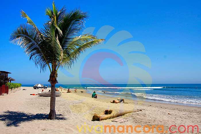 Mancora playa y pueblo  Informacin de Mancora Peru Hoteles surf y mas