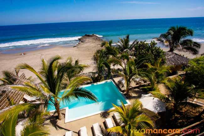 Vichayito beach Hotels and Beach House Rentals