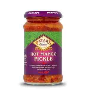Patak Hot Mango Pickle 283G