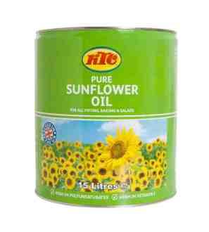 Ktc Sunflower Oil 15L