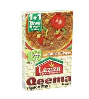 Laziza Qeema