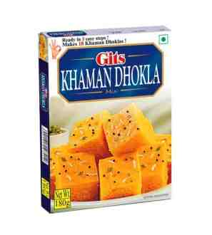 Gits Khaman Dholka 200G