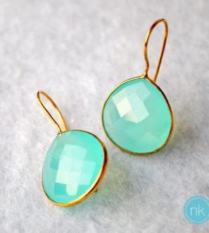 Burano Heart Earrings