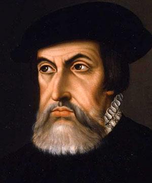 Hernán Cortès (1485-1547)