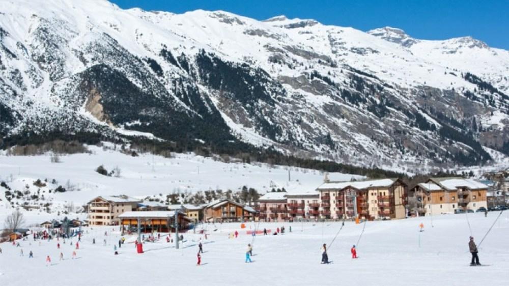 termignon ski février