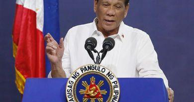 President Rodrigo Roa Duterte