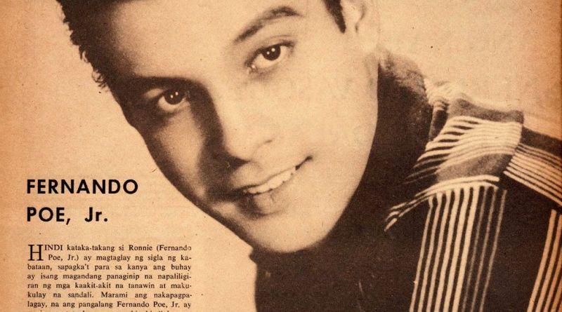 Fernando Poe Jr