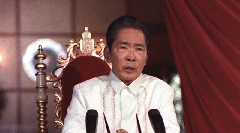 President Ferdinand Marcos