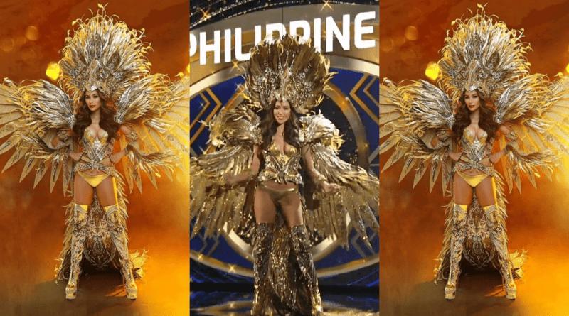 Philippines Eagle Inspired ni Samantha Bernardo
