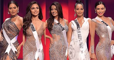 Miss Universe 2020 top 5