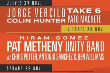 Riviera Maya Jazz Festival 2014 @ Playa del Carmen