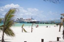 Ferry a Cozumel desde Playa del Carmen