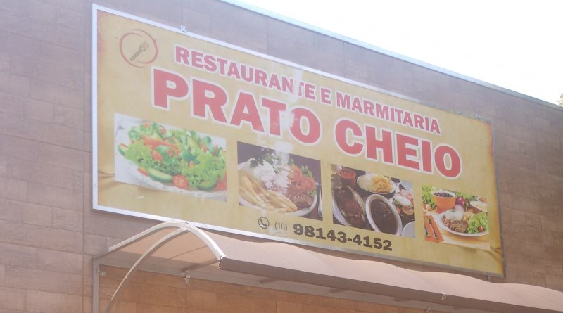 Restaurante Prato Cheio, Pontal do Paranapanema