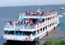 Passeio no Barco Odisseia em Presidente Epitácio