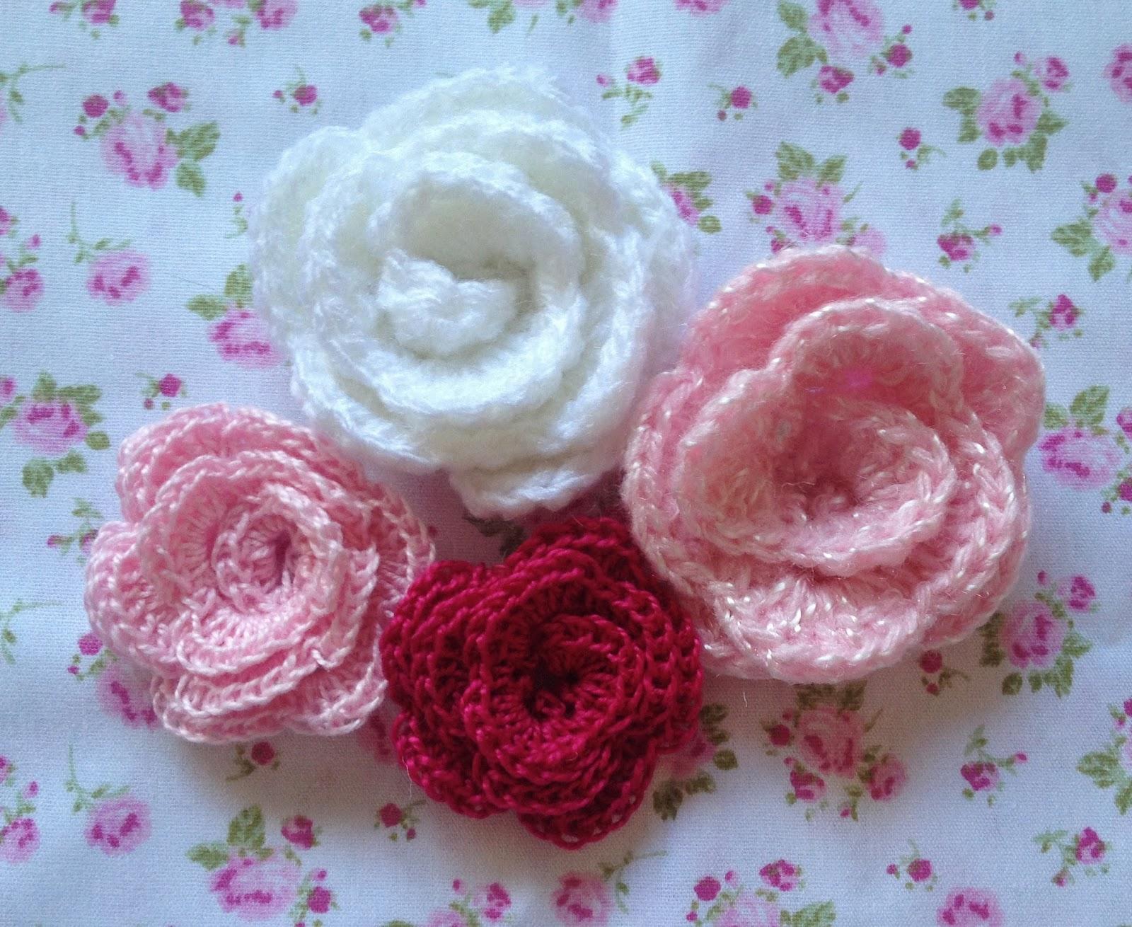 Passo A Passo Como Fazer Flor De Croche Vivartesanato
