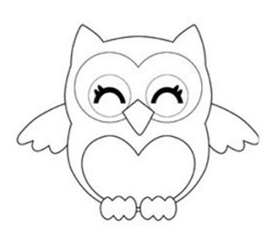 owl diaries coloring pages - photo#12