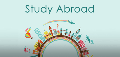 a study abroad graphic