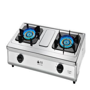 和家牌全不銹鋼安全瓦斯爐KS-268G(LPG)液化桶裝 - 美好購物ViVaTV電視,線上購物