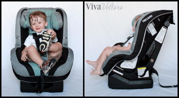 Recaro Performance Ride Convertible Car Seat Review Viva