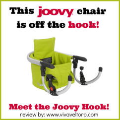 Hook On Chair Home Choice Covers This Joovy Is Off The A Review Of Viva Has An Incredible Flair For Style And I Ve Always Been Fan Their Color Palettes Materials They Use Few Months Month At Biggest