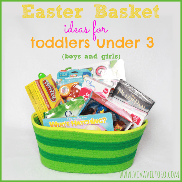 Easter basket ideas for toddlers viva veltoro easter basket ideas for toddlers negle Gallery