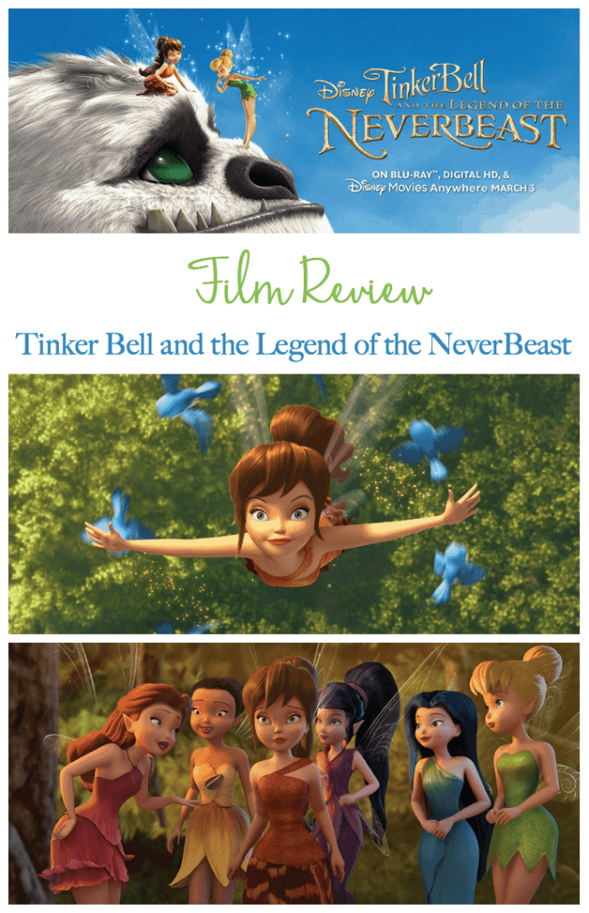 Tinker Bell and the Legend of the NeverBeast Review ...