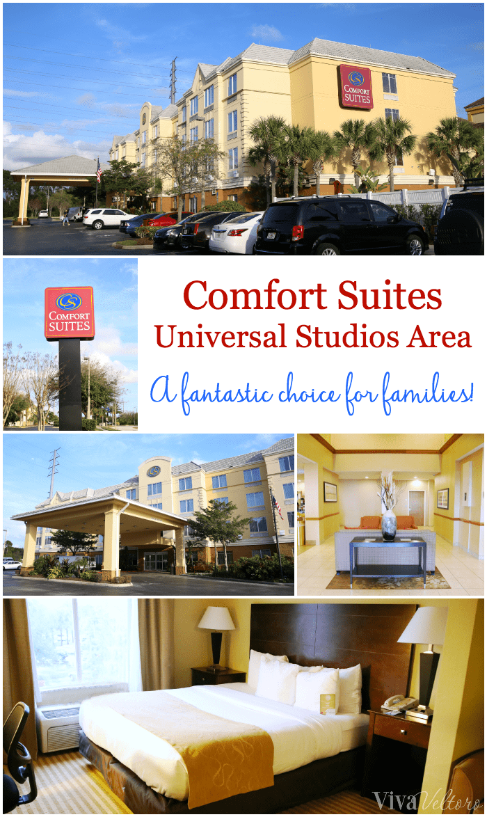 A Fantastic Family Vacation In Orlando Thanks To Comfort