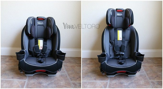 best slim car seat for travel graco slimfit all in one convertible car seat review viva veltoro. Black Bedroom Furniture Sets. Home Design Ideas