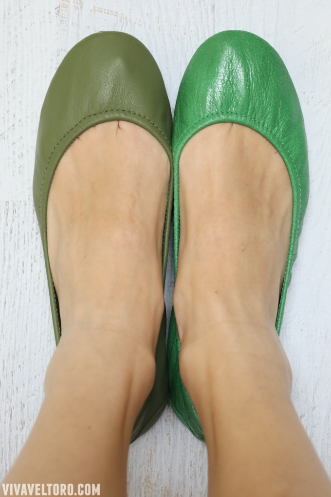 Tieks by Gavrieli is a ballet flat company taking women's feet to a new level of comfort. I had seen a few of the YouTubers I watch talk about them a year or so ago, and was immediately intrigued.