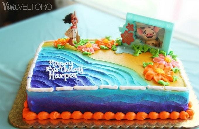 Awesome Moana Birthday Party Ideas Viva Veltoro