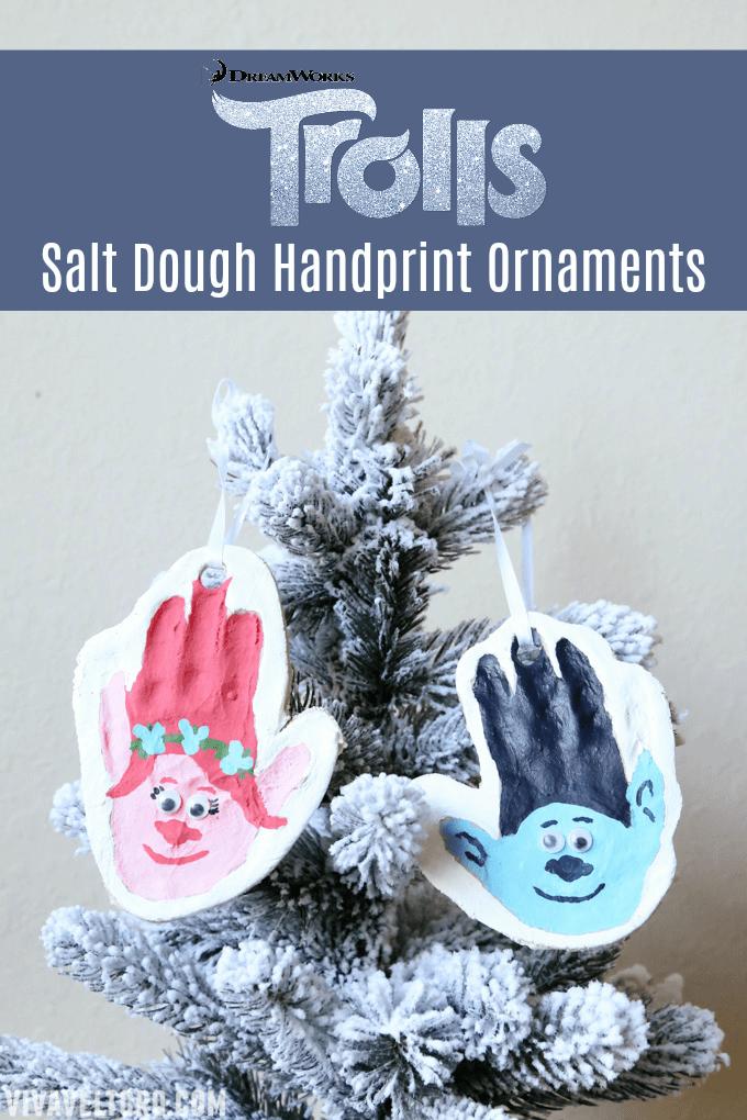 Salt Dough Christmas Ornament Recipe