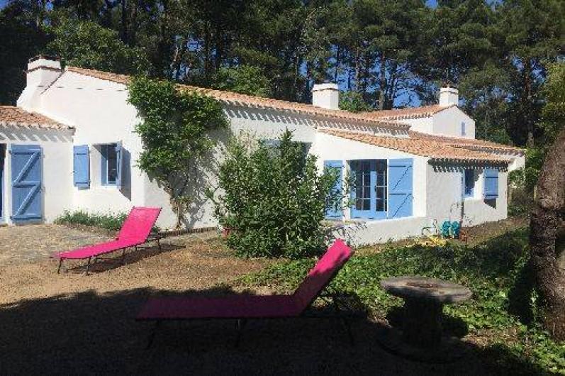 location de vacances villa a noirmoutier en l ile
