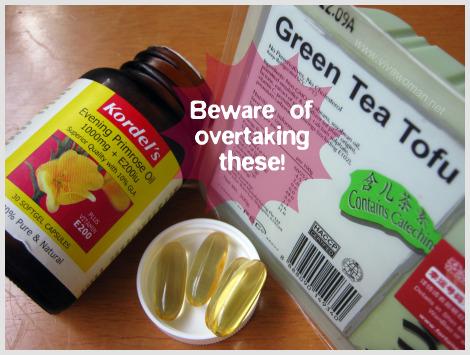 using evening primrose oil for acne
