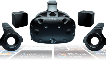 HTC Vive – Review – One Headset to Rule Them All