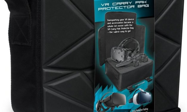 Hyperkin Polygon VR Protector Bag – HTC Vive Review