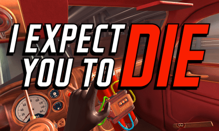 I Expect You To Die – Review