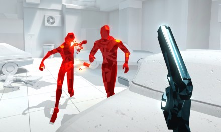 Superhot VR – HTC VIVE Review