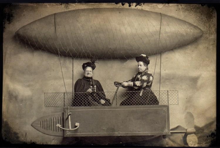 Balloon Ladies