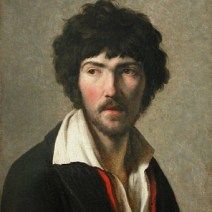 Portrait de Maurice Quai par Riesener (circa 1799)
