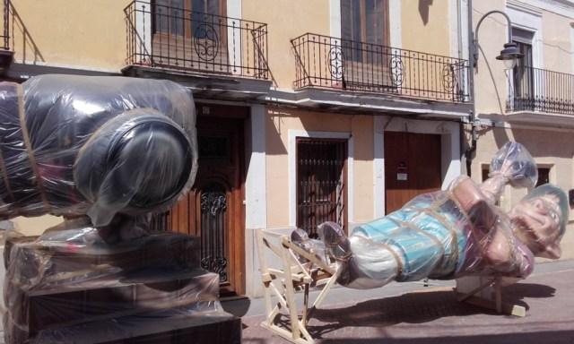 Falla Placeta del Marqués